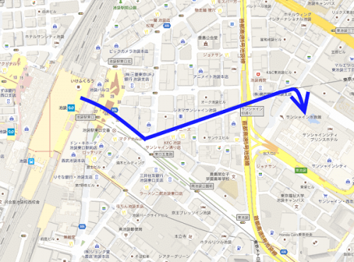 higashiikebukuro-chuo-park-map
