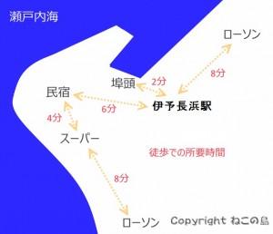 nagahama-town-map